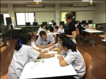 กิจกรรมฝึกทักษะภาษาอังกฤษ