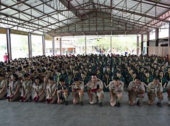รร.สาธิต จัดค่ายพักแรมลูกเสือ-เนตรนารี ประจำปีการศึกษา 2560 ณ ค่ายลูกเสือบ้านบึง จ.ชลบุรี