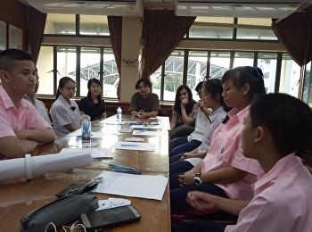ทีมงาน TEDxBangkok ได้เข้าถ่ายทำวีดิทัศน์ขนาดสั้น นักเรียนชมรม TED Club